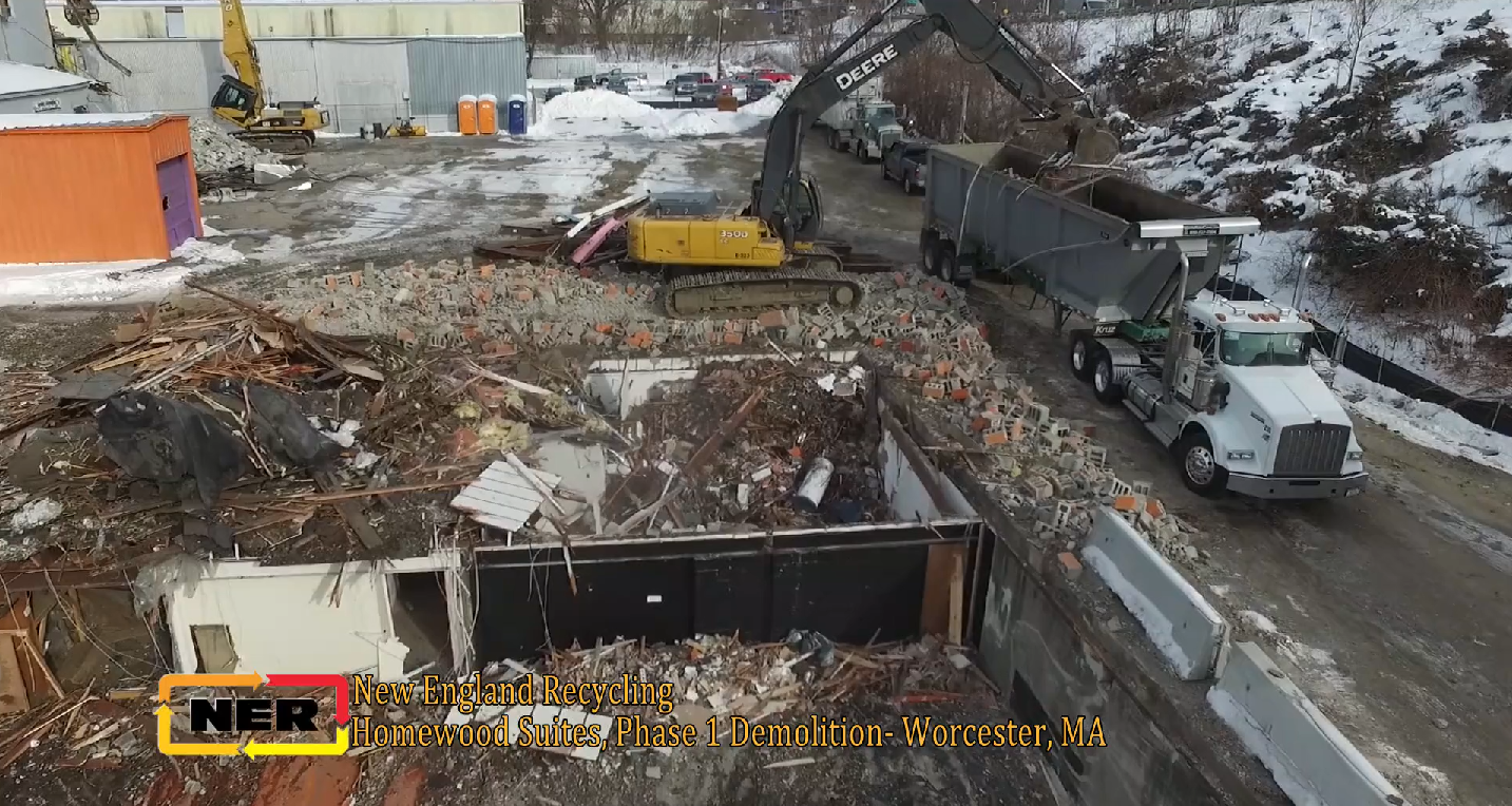 Massachusetts Demolition Company